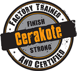 DangerLee Industries is Cerakote Certified